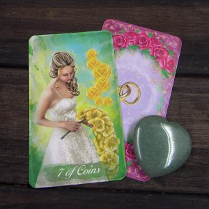 The Bride's Tarot wedding tarot