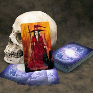 Halloween Magick Tarot